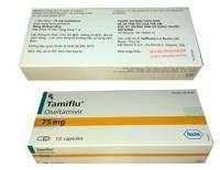 Thuốc Tamiflu 75mg: công dụng, liều dùng & cách dùng