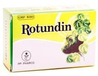 Công dụng của Rotundin