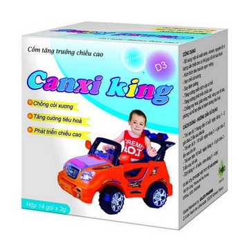 Canxi king