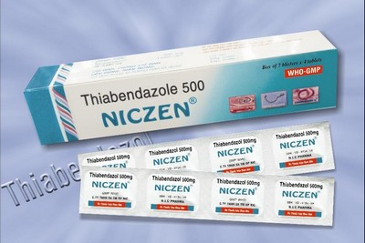 NICZEN (Thiabendazole)