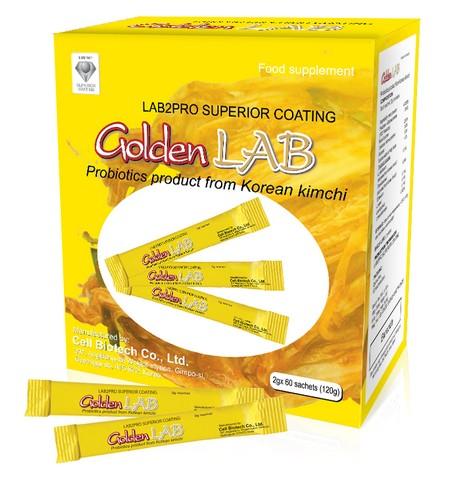Golden LAB
