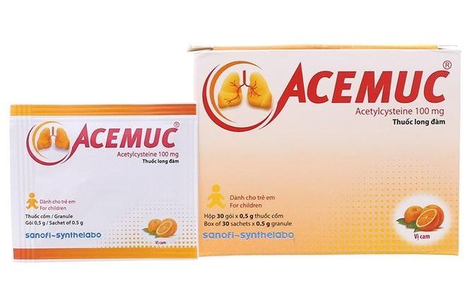 Acemuc 100mg