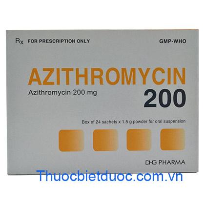Azithromycin 200