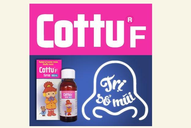 Cottu F syrup