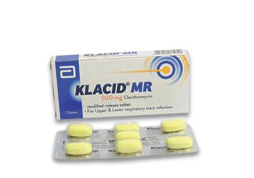 Klacid MR