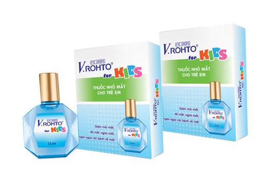 V.Rohto for kids