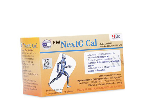 PM NextG Cal