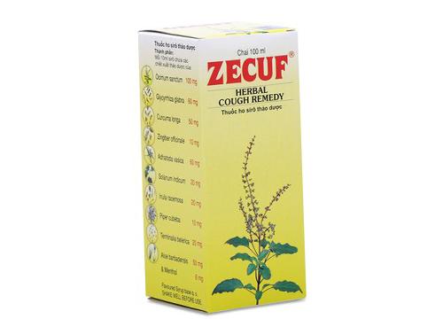 Zecuf Herbal Cough Remedy