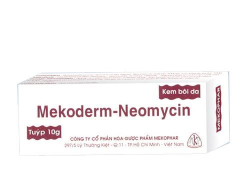 Mekoderm neomycin
