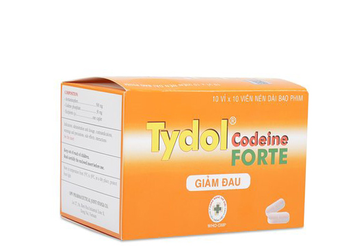 Tydol codeine forte