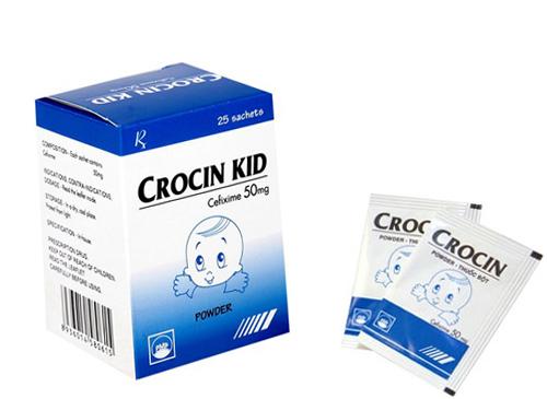 Crocin Kid - 50
