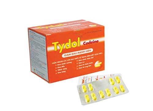 Tydol codeine
