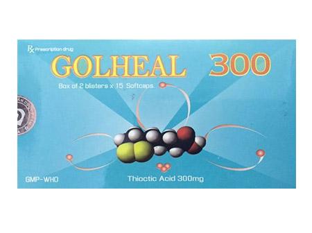 Golheal 300