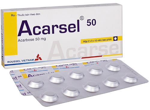 Acarsel 50
