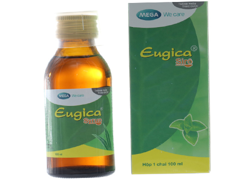 Siro thuốc Eugica