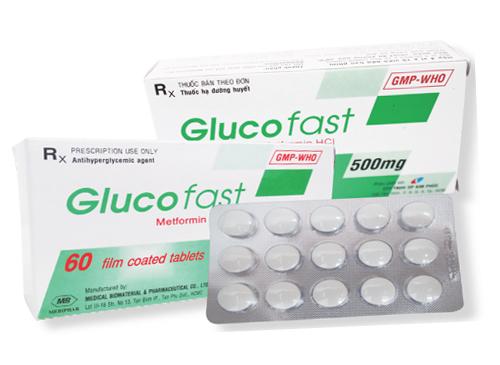 Glucofast 500