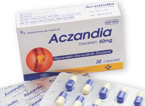 Aczandia