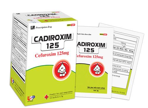 Cadiroxim 125