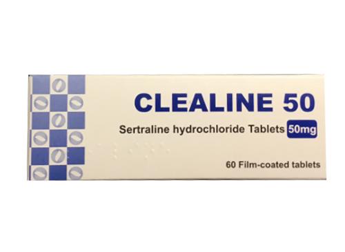 Clealine 50mg