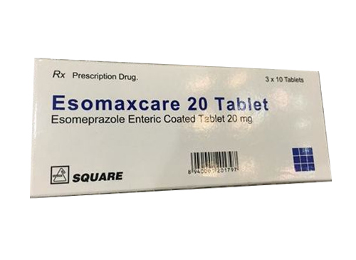 Esomaxcare 20 Tablet