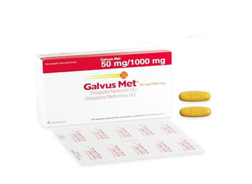 Galvus Met 50mg/1000mg