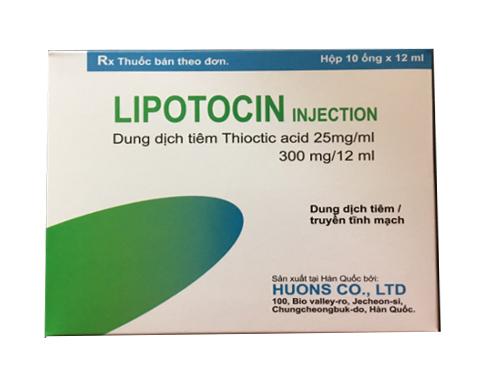 Lipotocin Injection