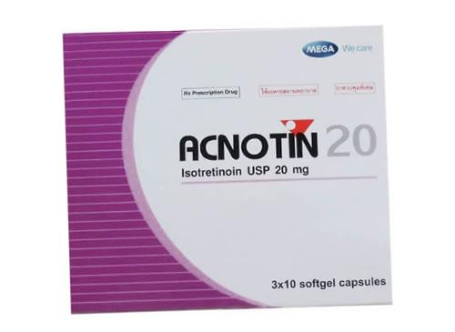 Acnotin 20