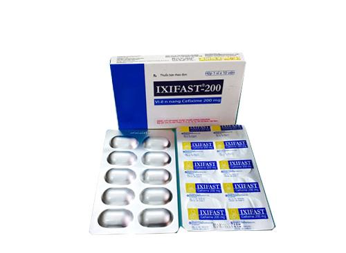 Ixifast -200