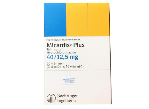 Micardis Plus