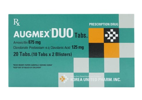 Augmex Duo Tabs