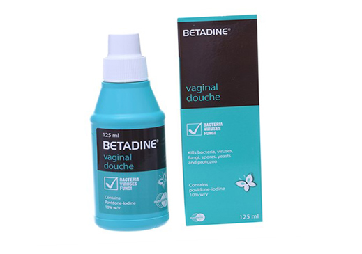 Betadine Vaginal Douche