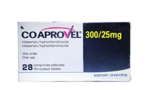 CoAprovel 300/25mg