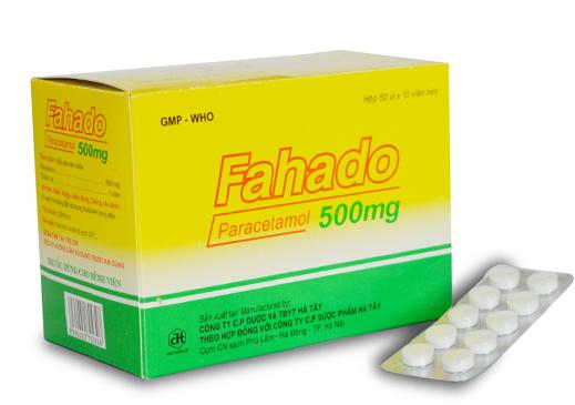 Fahado 500 mg