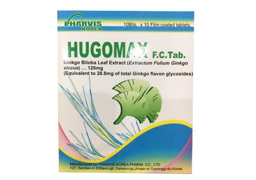 Hugomax Film Coated Tablet