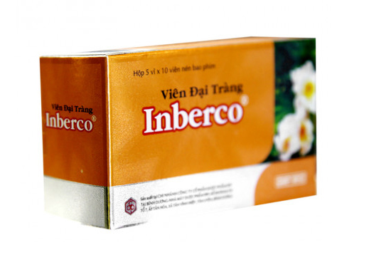 Viên đại tràng Inberco