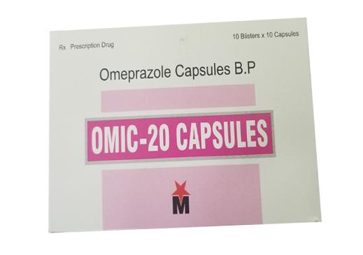 Omic-20 capsules