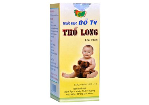 Bổ tỳ Thổ Long