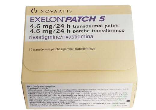 Exelon Patch 5