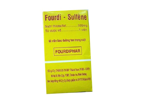 Fourdi sulfène