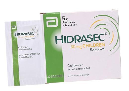 Hidrasec 30mg Children