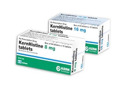 Kernhistine 8mg Tablet