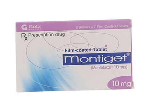 Montiget Tablets 10mg