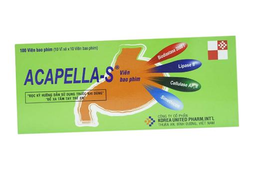 Acapella-S