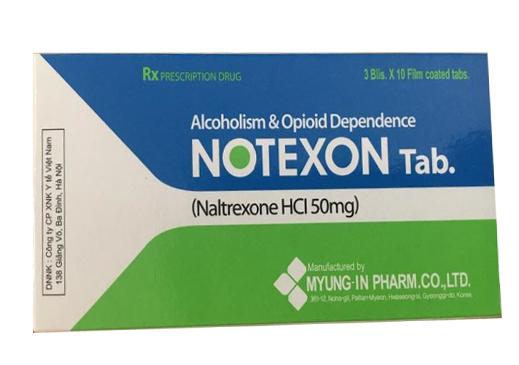 Notexon tab