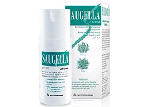 Dung dịch vệ sinh Saugella