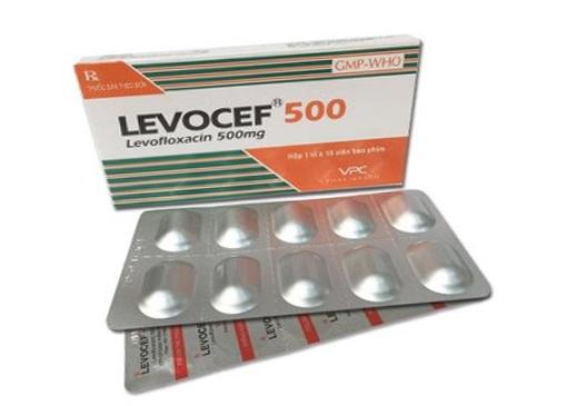 Levocef-500