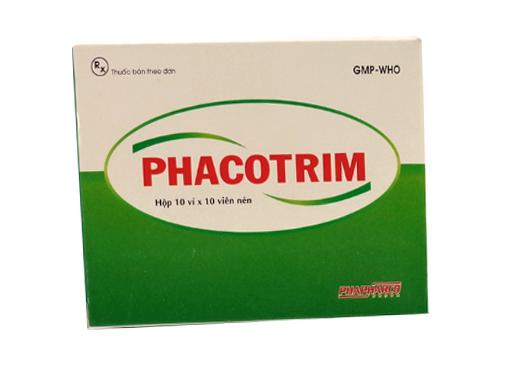 Viên nén Phacotrim
