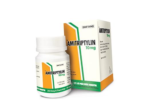 Amitriptylin 10mg