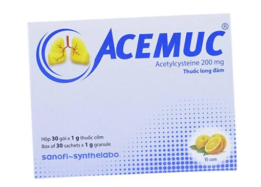Acemuc 200mg