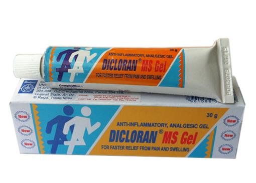 Dicloran MS gel